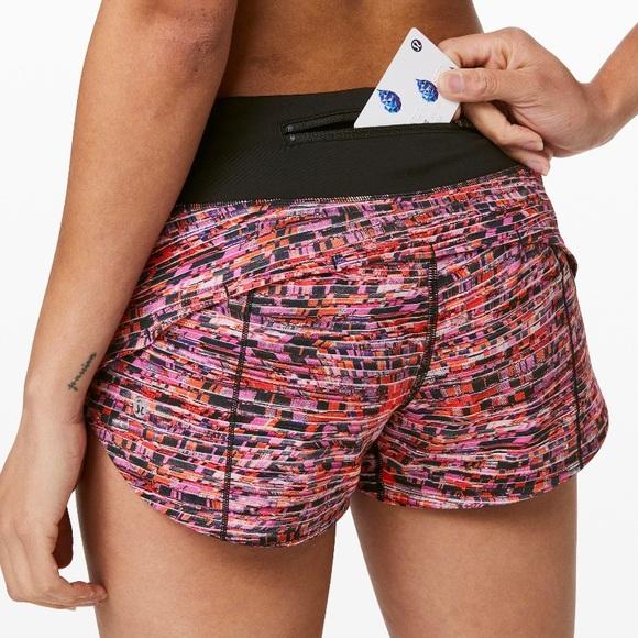 lululemon athletica Pants - Lululemon speed up shorts